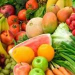 اسماء مضادات الاكسدة العالية في الخضروات والفواكه