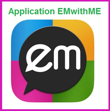 Application EMwithME