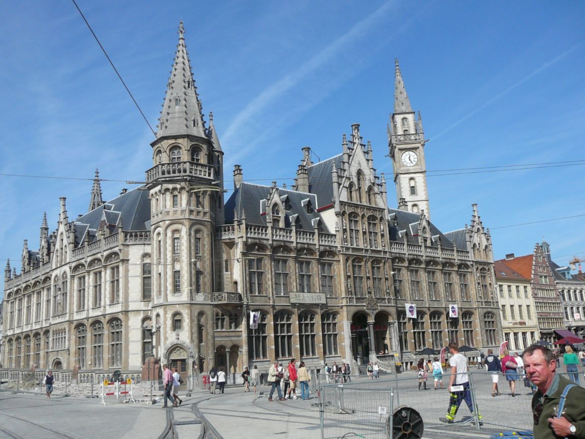 Ghent City Centre