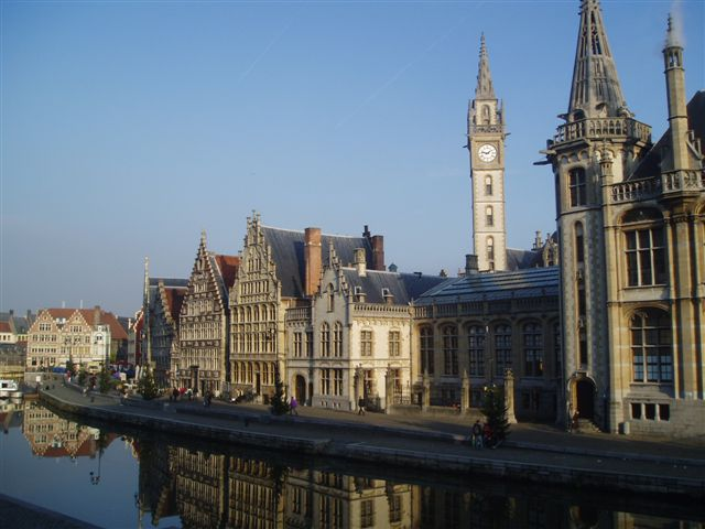 Ghent is a city and a municipality located in the Flemish Region of Belgium
