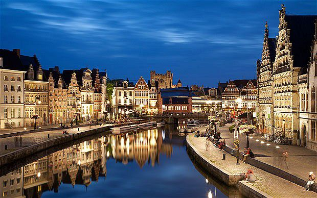 Ghent is host to some big cultural events such as the Gentse Feesten