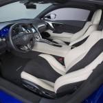 الصالون الدداخلي للسيارة هوندا اكيورا NSX 2016 - 283412