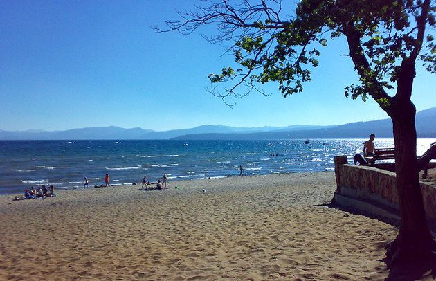 Places of interest in lake tahoe traveling and tourisme for Shore fishing lake tahoe