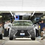 Lexus ES 2016 .. أول انتاج شركة لكزس بأمريكا