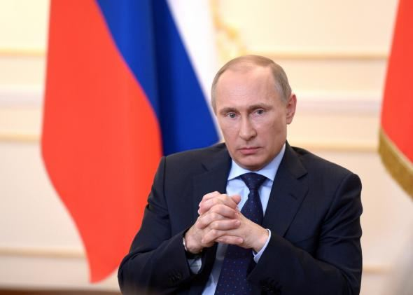 موسكو تعلن اقتراب الحرب النووية واندلاع مواجهات عسكرية لاسابق لها Russian-President-Vladimir-Putin
