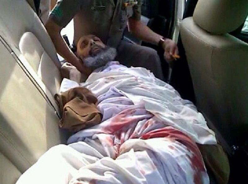 arrest and injury of nemer al nemer
