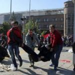 انفجاران في محطة القطار في تركيا و سقوط 30 قتيلا على الأقل
