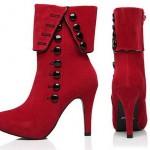 الحذاء الشتوي القصير - 277024