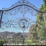 porte du palais du al saoud - 281549