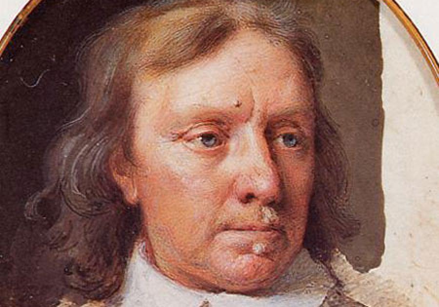 أوليفر كرومويل