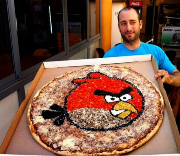 تفضلوا اطيب بيتزا