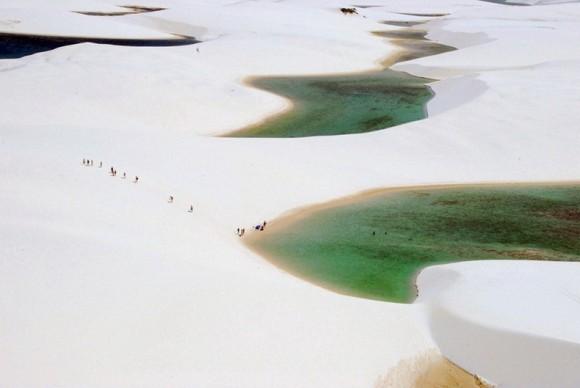 صحراء الاسماك بالبرازيل