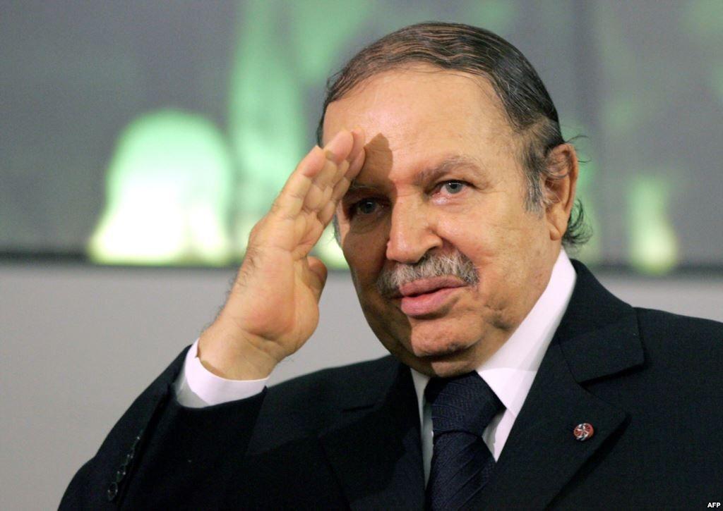 صحف سويسرية تعلن وفاة الرئيس الجزائري عبدالعزيز بوتفليقة عبدالعزيز-�