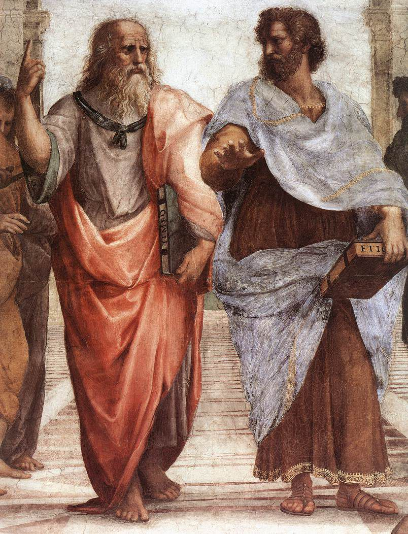 Difference Between Plato and Aristotle