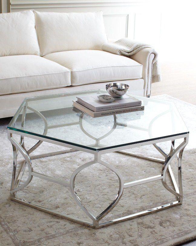 أجمل تصميمات طاولات غرف المعيشة | المرسال