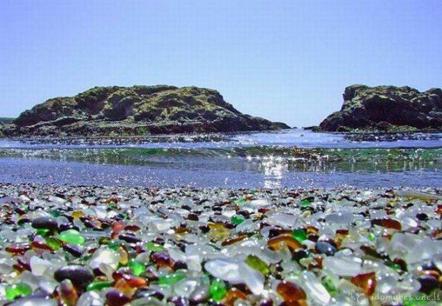 Glass Beach Fort Bragg