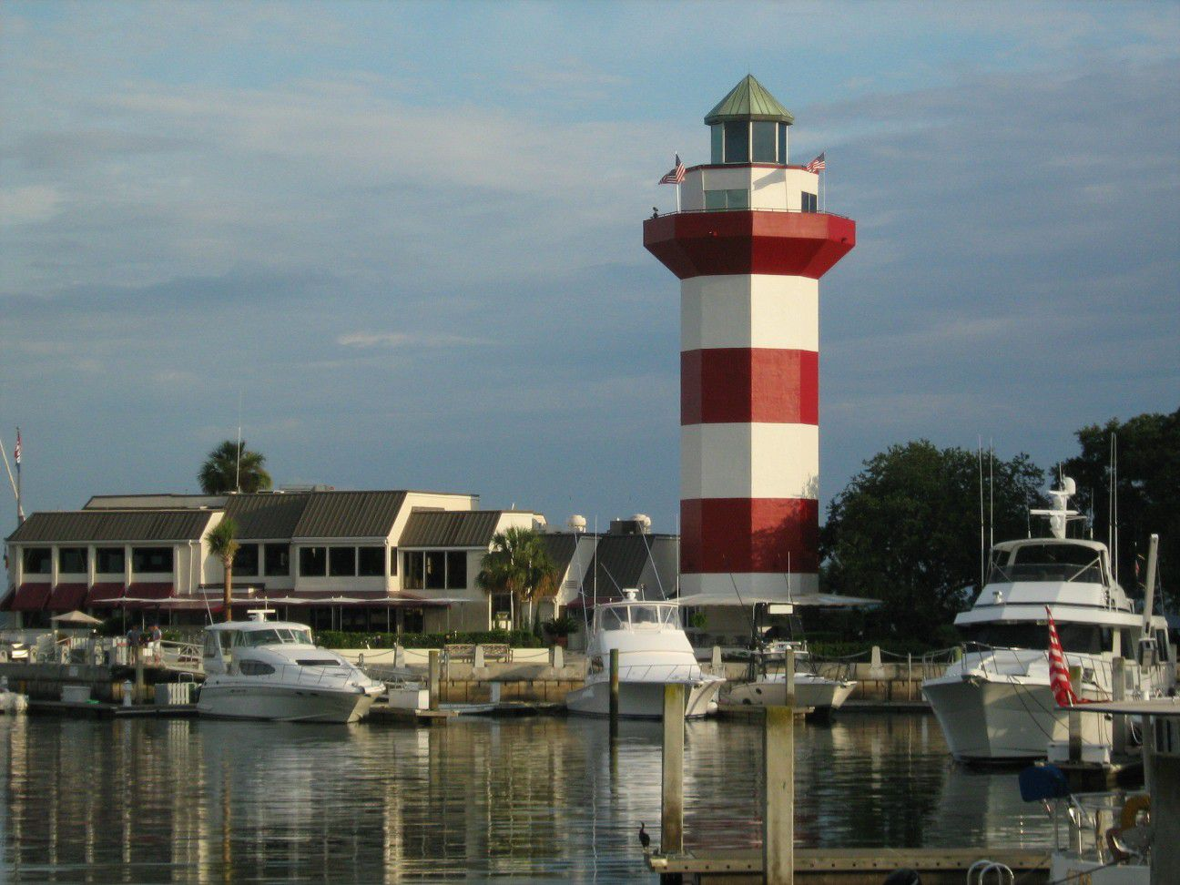 Hilton Head Island may only be 12 miles by 5 miles wide