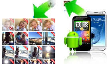 How to restore deleted images on Android