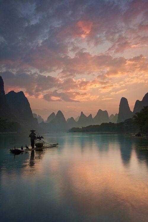 Li River - Yan Zhang