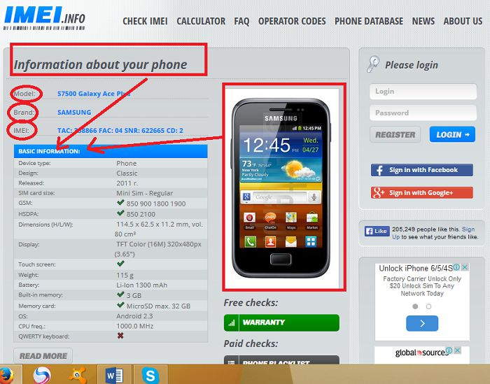 Mobile Information