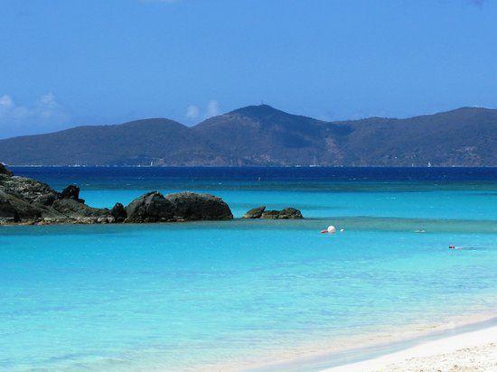 الجزر العذراء الأمريكية . . . جزر فيرجن الأمريكية