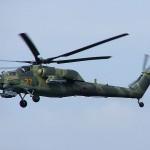 طائرة الصياد الليلي Mi-28 الروسية مي 28