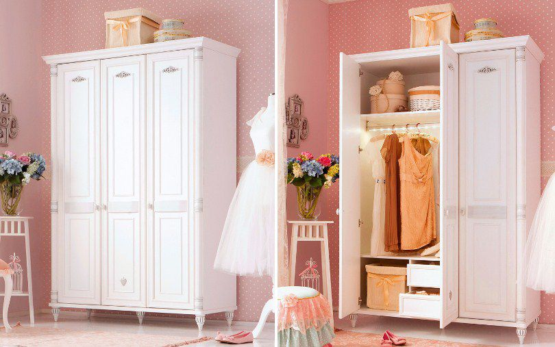White Cupboard