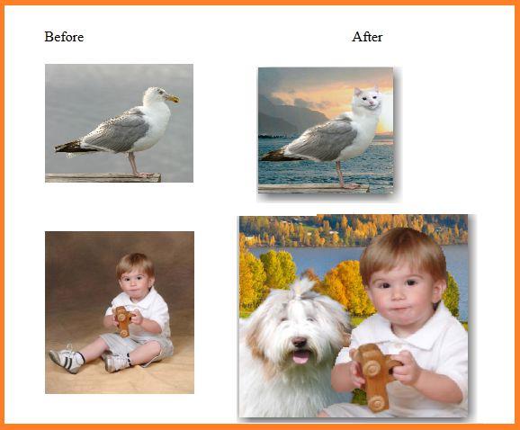 مميزات برنامج FotoMix