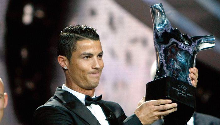ronaldo award