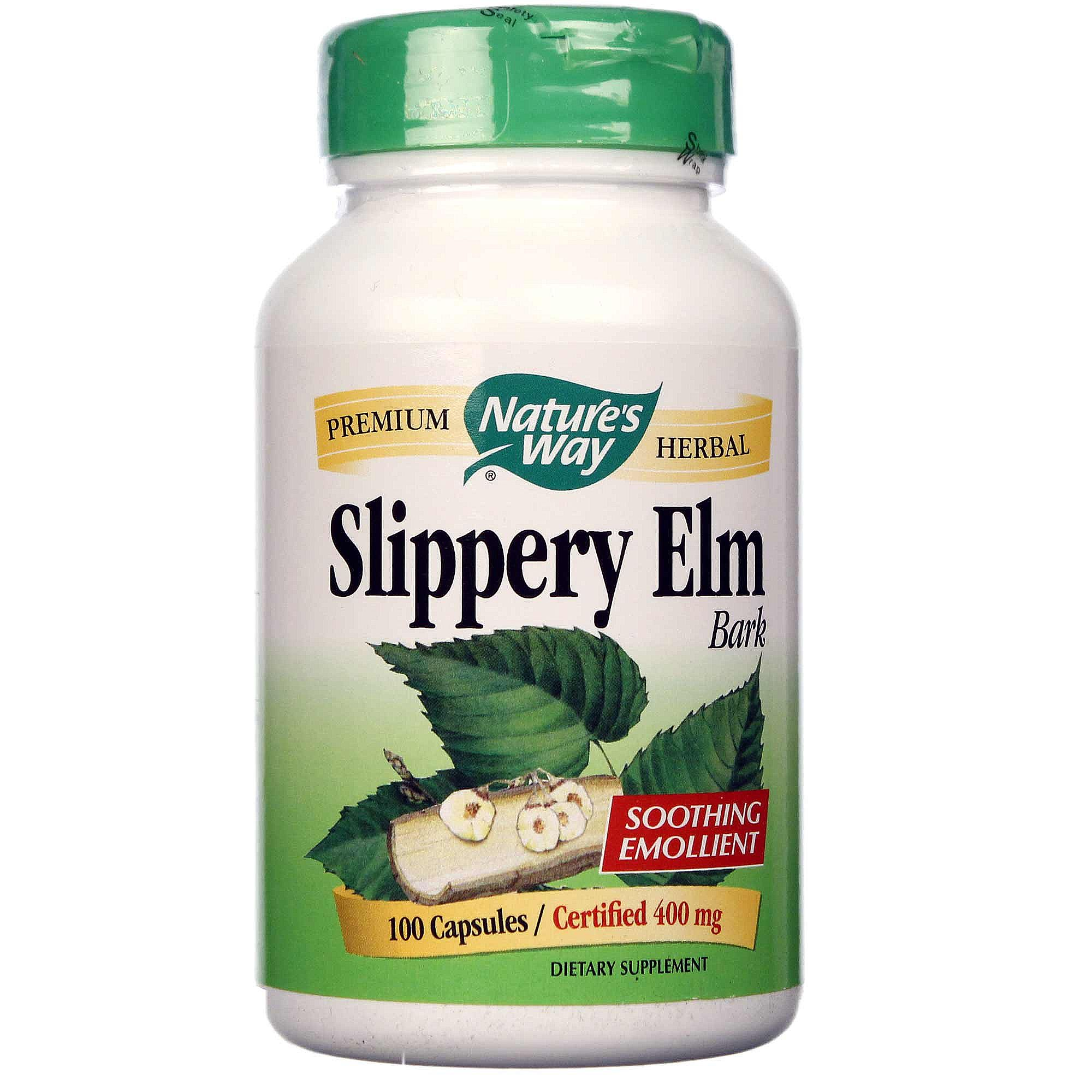 """عشب الدردار الاحمر """" Slippery Elm """" لعلاج الإلتهابات المعوية - المرسال"""