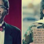 """قصة تيد ويليامز """"Ted Williams"""" من متسول إلى مرشح للرئاسة الأمريكية"""