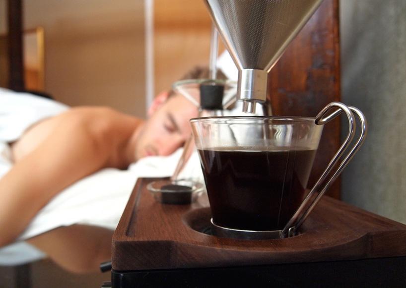 منبه القهوة_فنجان القهوة بانتظارك