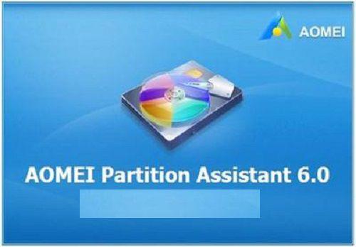 AOMEI Partition Assistant 6.0