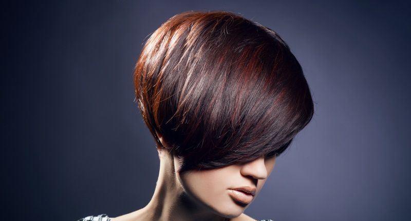 الشعر مختلف الأطوال