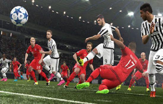 مراوغة ومهارات حقيقية في لعبة PES 2016