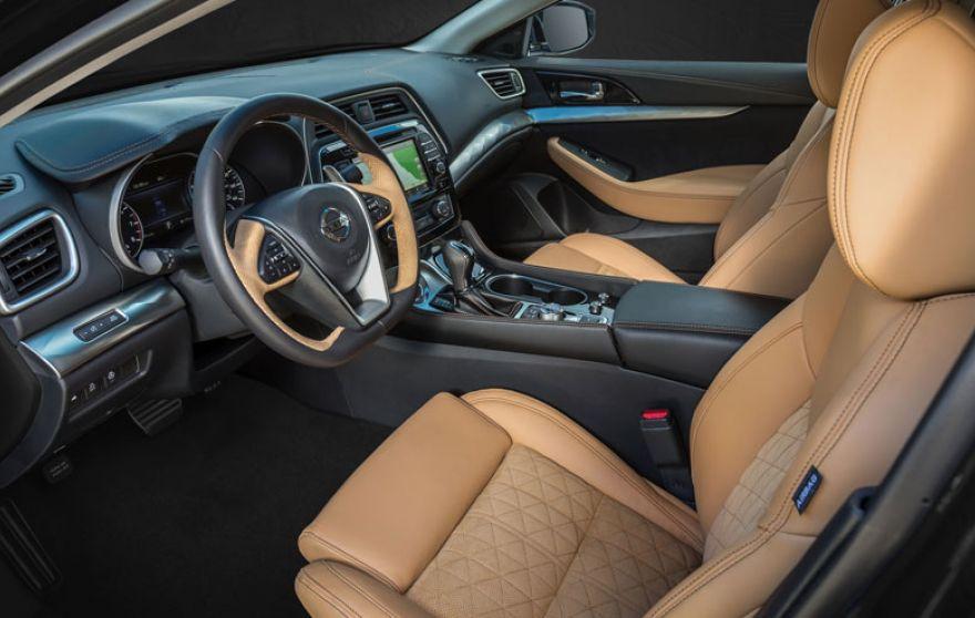 2015 Nissan Maxima >> نيسان ماكسيما 2016 .. مقارنة بين جميع الفئات | المرسال