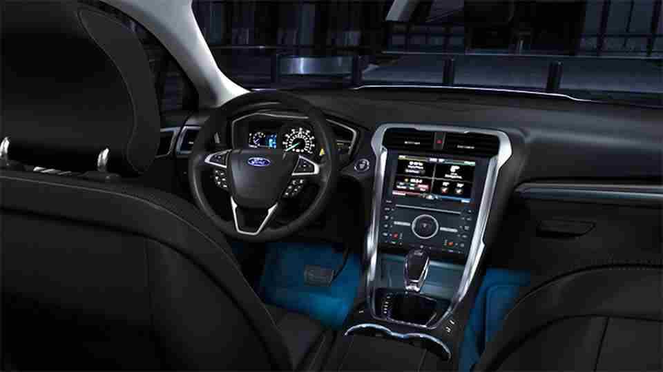 2016 Ford Fusion Hybrid Se >> مكتبة صور لجميع فئات فورد فيوجن 2016 | المرسال