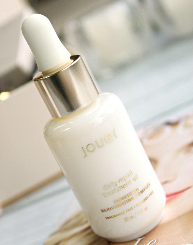 Jouer Daily Clarifying Treatment Oil