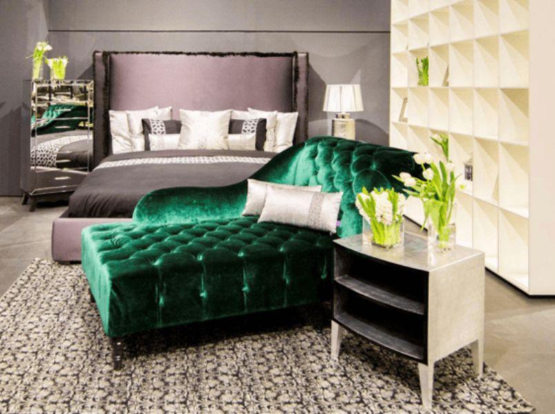 Luxury in bedroom