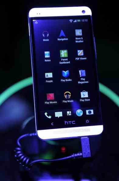 شاشة HTC One X9
