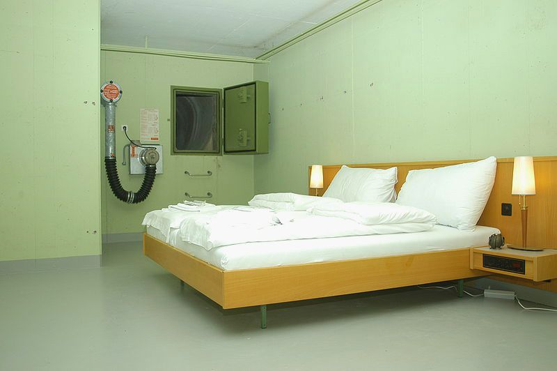 Null Stern Hotel, Teuten, Switzerland