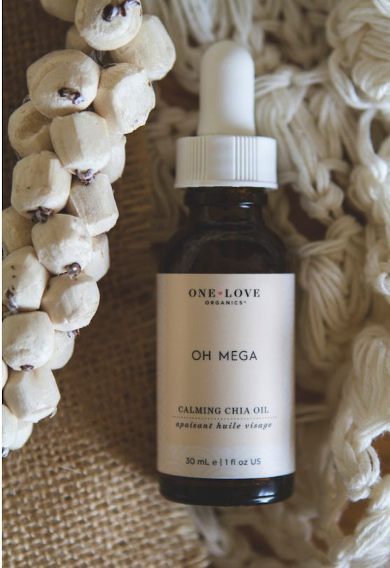 One Love Organics Oh Mega Calming Chia Oil