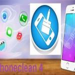 شرح برنامج Phoneclean 4 لتنظيف وتسريع الايفون