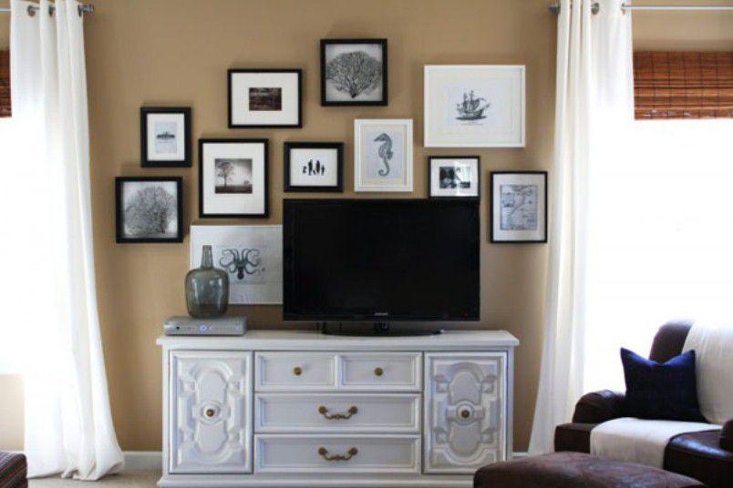 تجديد المنزل بأفكار ذكية Pictures-and-Frames-