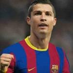 هل ينتقل كرستيانو رونالدو الى برشلونة ؟