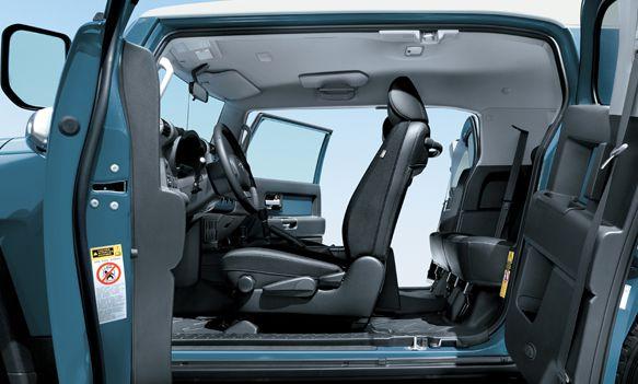 2016 Seats-Toyota-FJ-Crus