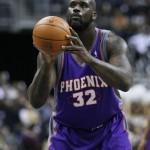 لاعب السلة الامريكي المسلم شكيل اونيل