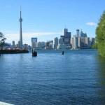 جزيرة تورنتو في كندا