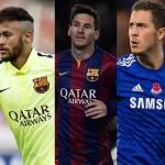 قائمة أعلى لاعبين كرة القدم أجرا في العالم