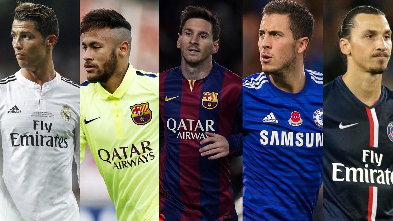 قائمة أعلى لاعبين كرة القدم أجرا في العالم The-highest-paid-pla